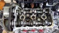 タント DBA-L375S エンジン T17 カスタムVセレクション KF-VE