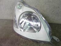 ライフ CBA-JC2 右ヘッドライト ランプ YR546 パステル 4WD P07A 4DT