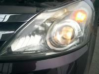 プレサージュ DBA-TNU31 左ヘッドライト ランプ L42 250ハイウェイスターJ 4WD QR25DE RE4F04B FT44 4CT
