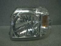 アクティ GBD-HH5 左ヘッドライト ランプ NH578 SDX E07Z 3FT