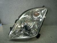 スイフト DBA-ZC71S HID 左ヘッドライト ランプ Z2S XG Eセレクション K12B CVT CVT