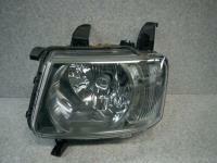 eKアクティブ CBA-H81W HID 左ヘッドライト ランプ X42 VT 4WD 3G83T W4A12 4CT
