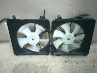 フィット DBA-GE6 電動 ファン モーター NH700M G L13A SE5A-307 CVT