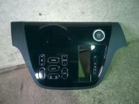 デイズルークス DBA-B21A A/C エアコン スイッチ パネル KBV ハイウェイスターX Vセレクション 3B20 F1CJB CVT