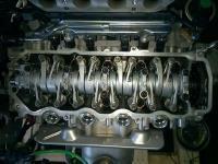 フィット DBA-GE6 エンジン NH624P G L13A SE5A CVT