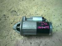 デイズルークス DBA-B21A セルモーター スターター KBV ハイウェイスターX Vセレクション 3B20 F1CJB CVT