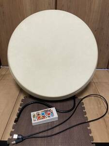 futoshi hand drum force PC for used drum force futoshi hand drum. . person
