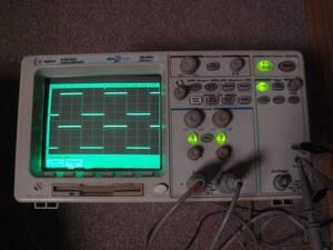 Agilent 54622A セルフテストOK 動作品 ジャンク アジレント keysight HP デジタル オシロ
