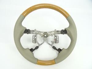 ウッド ステアリング ハンドル トヨタ ブレイド 154系156系 ユーカリ調
