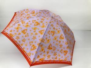 ヴィヴィアンウエストウッド 折りたたみ傘 秋のファッションアイテム 秋コーデ 送料800円(295-42.B-5)J-21
