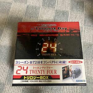 24−TWENTY FOUR−トリロジーBOX/キーファーサザーランド
