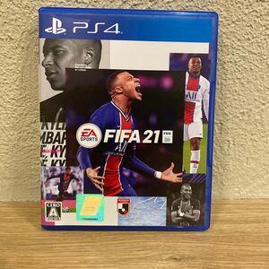 PS4 FIFA 21 [通常版]