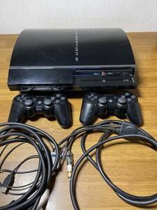 【動作確認済み・初期化済み】PS3 本体 初期型 PlayStation 3