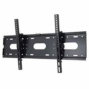黒 テレビ壁掛け金具 JinXiang 42~85インチLCD LED液晶テレビ対応 左右平行移動式 上下角度調節可能 50 5