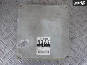 保証付 マツダ純正 FD3S RX-7 RX7 13B 前期 コンピューター N3A7-18-881C 即納
