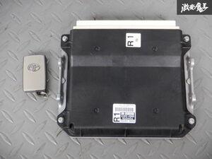 保証付 トヨタ純正 ZGM10W アイシス 2008/11 ECU エンジンコンピューター キーレス付き 89661-44610 即納