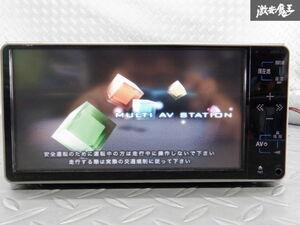 保証付 トヨタ純正 HDDナビ NHDT-W59G 08545-00S30 地図データ 2009年 CD再生 DVD再生 ワンセグ内蔵 カーナビ