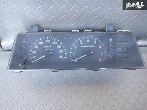 保証付 旧車パーツ!! トヨタ純正 GS120 クラウン 4ドア ハードトップ 2000EFI スーパーサルーン 1984年 AT スピードメーター 83010-30201