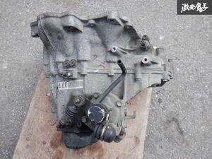 保証付 スズキ純正 GF-MC21S ワゴンR 2WD K6A ターボ 5MT マニュアル ミッション 即納