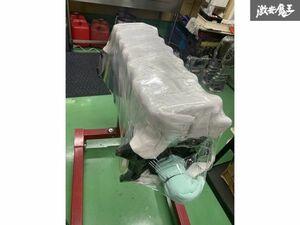 O/H済 2JZ-GTE 2JZ 3.1L ボアアップ エンジン ブロック 腰下 新品 HKS 87Φ ピストン MANLEY H断面 コンロッド 800ps JZS161 JZA80 JZX100