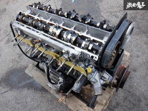 保証付 日産純正 BNR32 BCNR33 スカイライン GT-R RB26DETT エンジン本体 05U BNR34 S15 S14 S13 A31 C33 C35 走行距離 約92680km