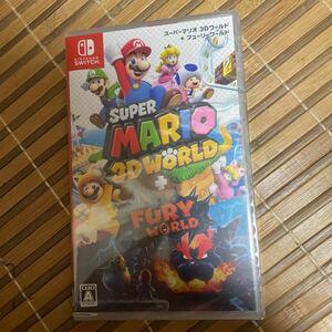スーパーマリオ 3Dワールド+フューリーワールド Nintendo Switch ニンテンドースイッチ
