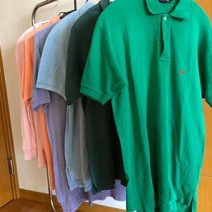 ラルフローレン メンズポロシャツ6枚セット