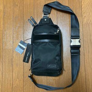 マスターピース ボディバッグ ワンショルダーバッグ  master-piece 2L 日本製 DENSITY 01388 ctpr