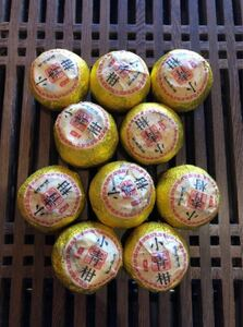プーアール茶(小青柑プーアール茶) 30個