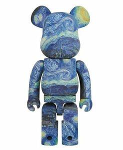 国内 正規品 / Vincent van Gogh The Starry Night BE@RBRICK 1000% / MEDICOM TOY メディコムトイ ベアブリック MoMA ゴッホ 新品 未開封