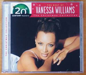 Vanessa Williams The Best of ヴァネッサ・ウィリアムス The Christmas Collection 輸入盤中古美品CD 洋楽クリスマスアルバム