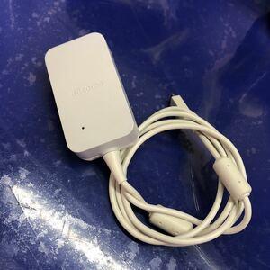 動作良好!! 純正 ドコモ docomo スマートフォン 充電器 AC アダプター micro USB 急速充電 ACアダプタ 05