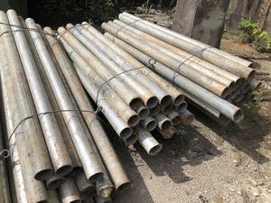 【兵庫県発】 単管パイプ 約1m 約70本 大量 足場 単管 鋼管 大量