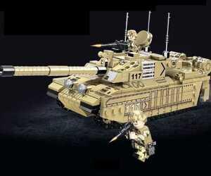 ☆最安値☆ チャレンジャーⅡ 主力戦車 ミニフィグ レゴ 互換 LEGO 互換 テクニック フィギュア 508pcs
