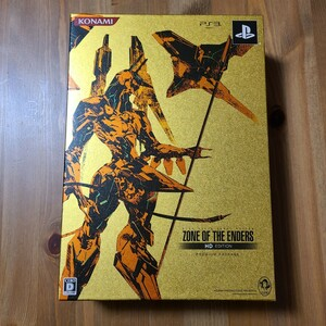 KONAMI コナミ PS3ソフト ZONE OF THE ENDERS HD EDITION PREMIUM PACKAGE