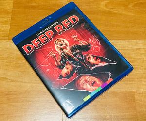 ◆Blu-Ray◆ダリオ・アルジェント [DEEP RED ~ サスペリア2] - 2018年リマスター版 (盤綺麗/輸入盤)◆