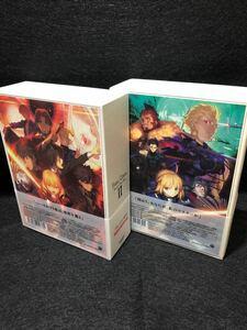 【Blu-ray全巻】Fate/Zero Blu-ray BOX