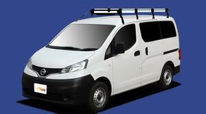 ★TUFREQ ルーフキャリア NV200バネット M20系用/Hシリーズ ロング