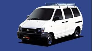 ★TUFREQ ルーフキャリア タウンエースCR41V/CR42V/CR51V標準ルーフ用/Lシリーズ ミドル