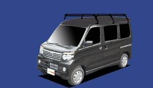 ★TUFREQ ルーフキャリア ディアスワゴン S321N/S331N用/Pシリーズ ロング