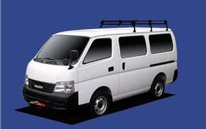 ■TUFREQ ルーフキャリア コモ E25 標準ルーフ用/Pシリーズ ミドル