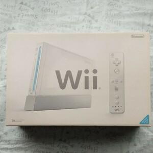 Wii 取説付き ゲーム本体