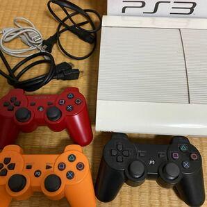 PS3 本体 白