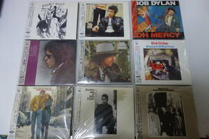 BOB DYLAN ボブ・ディラン ハイブリッド SACD 9枚セット 国内盤 帯付 追憶のハイウェイ61血の轍 欲望 フリーホイーリン アナザー・サイド