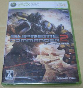 スプリームコマンダー2 [Xbox360] 新品