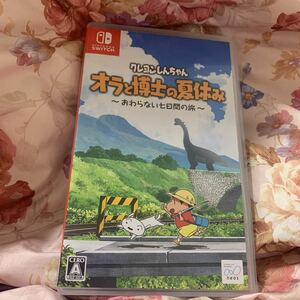 Nintendo Switch オラと博士の夏休み