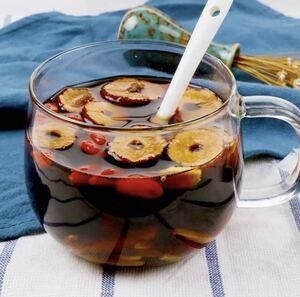 黒糖ジンジャーティー 健康茶 薬膳茶 美容茶 ハーブティー 漢方茶 中国茶
