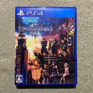 PS4 キングダムハーツ3 KINGDOM HEARTS III 送料無料