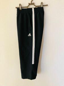 【バカ売れ】adidas ジャージパンツ Sサイズ トレーニングパンツ ジャージパンツ 半ズボン 丈長め!