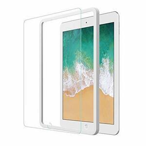 新品NIMASO NIMASO【ガイド枠付き】iPad 9.7 5/6世代用 ガラスフィルム iPad Air2 /VXRV